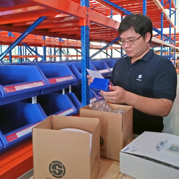 Shipping OEM spare parts