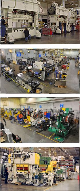 Assembly operations N. America